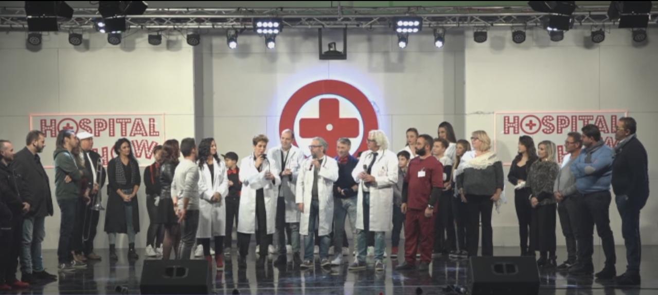 Alcamo – Hospital Show: due ex aequo per la quinta puntata