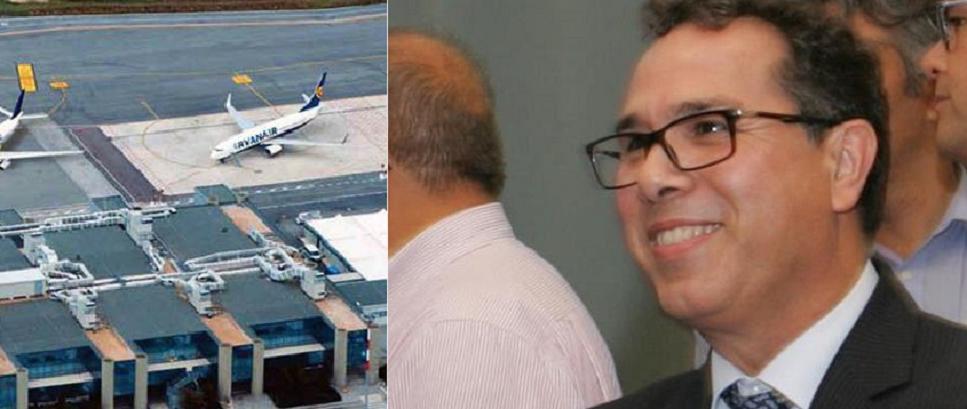 """Aeroporti, Birgi rimane chiuso almneo fino al 14 luglio. """"Inconcepibile"""" scrive su facebook Giacomo Scala"""
